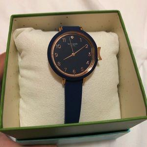 Blue Kate Spade Watch w/ box
